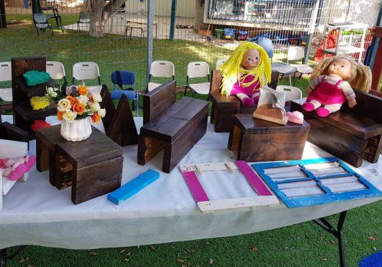 יריד מתנות בגן הילדים