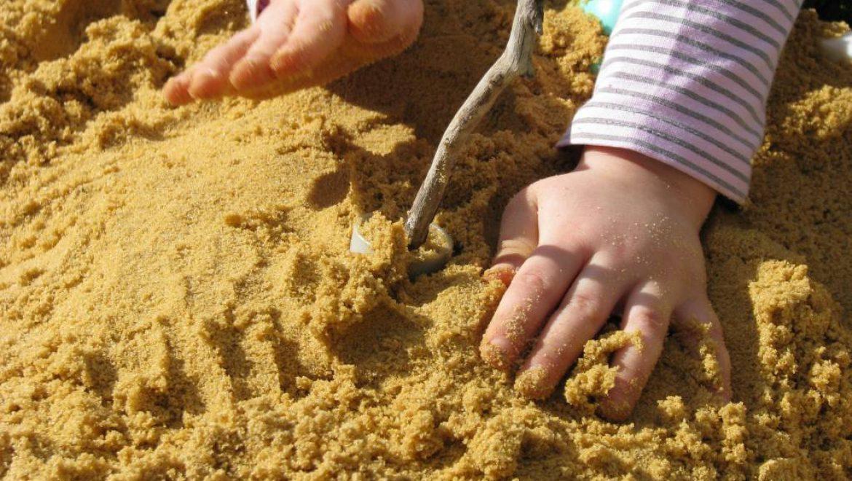 החול יכול: על חשיבות המשחק בארגז החול